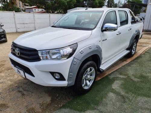 Toyota Hilux 2.4 Diesel Full Equipo Un Dueño 2018