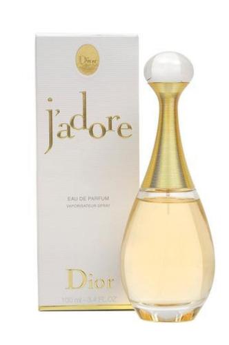 Perfume Jadore X 100 Ml Edp Original En Caja Cerrada