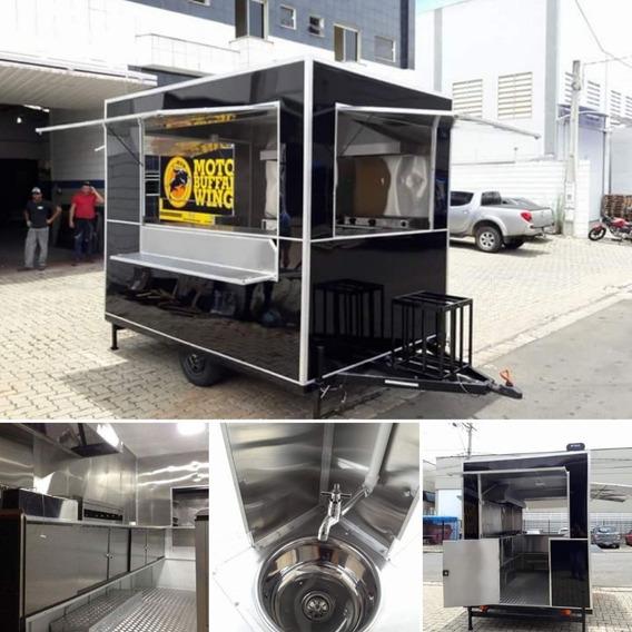 Food Trailer | Food Truck | Fábrica De Trailers