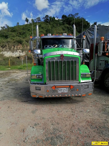 Mula - Tractocamión - Kenworth  T800