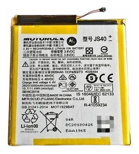 Bateria Motorola Moto Z3 Play