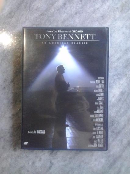 Dvd Tony Bennett - An American Classic