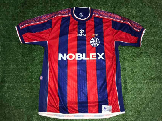 Camiseta De San Lorenzo 2001 32 Coloccini