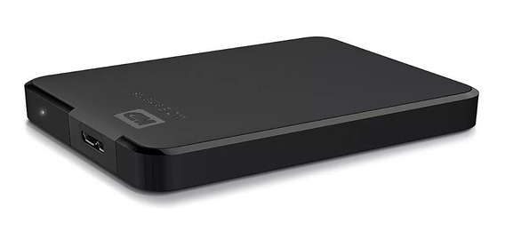 Disco Externo Hd Western Digital 1tb Usb 3.0
