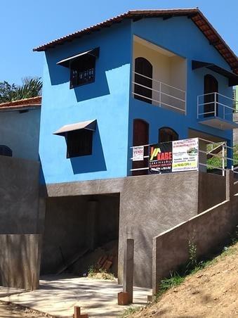 Casa Duplex Nova, 1ª Locação, Legalizada, Bela Vista