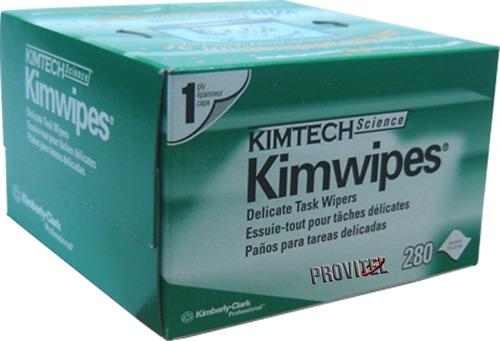 Lenços Kimwipes P/limpeza De Ópticos Lote 12cx De 280fl.cada