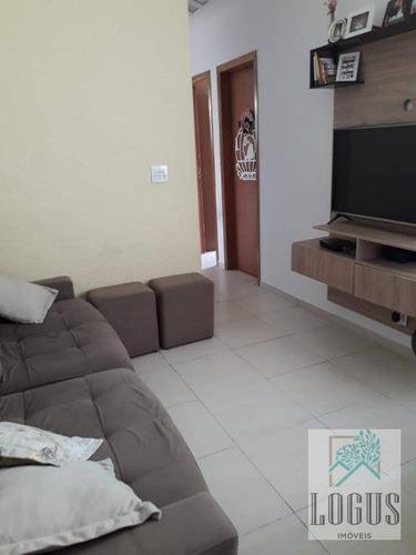 Imagem 1 de 11 de Apartamento Com 2 Dormitórios À Venda, 52 M² Por R$ 225.000,00 - Santa Terezinha - São Bernardo Do Campo/sp - Ap0237