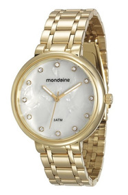 Relógio Mondaine Feminino 76434lpmvde6 Saldo