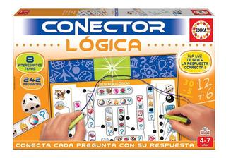 17201 Conector Lógica Juego Preguntas Electrónico De Educa