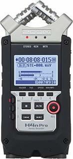 Zoom H4n Pro Grabadora Multipista Digital