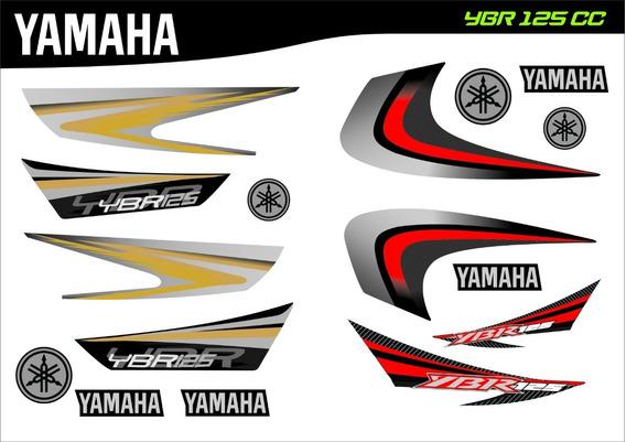 Kit De Calcos Yamaha Honda Blitz Motomel Gilera Zanella Etc