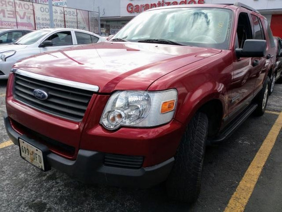 Ford Explorer 5p Xls V6 4x2 Tela Sport 4x2 Aut