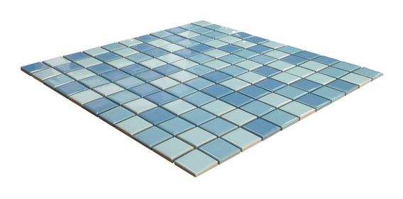 Mosaico Piscina Piccolo Light Blue Brezza