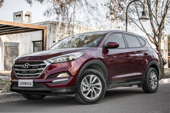 Hyundai Tucson 2.0 16v 4x2 Gl Aut L/16 2018 Carbula