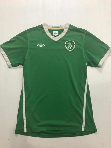 Camiseta Selección De Irlanda Titular - Talle M