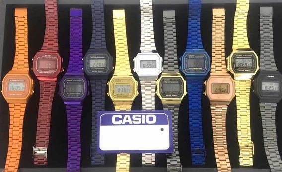 Lote 10 Relojes Iluminator Mas De 30 Modelos Y Colores Alta Calidad Premium Mayoreo