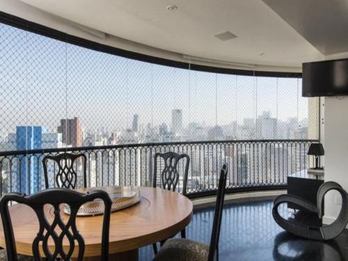 Maravilhoso Apartamento Com 227 M² No Jardim Paulista, Sendo 3 Dormitórios, 3 Suítes, 4 Vagas. - 05461ap - 32920772
