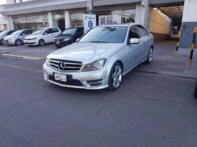 Mercedes-benz Clase C250 - 2014 - Impecable - Recibo Moto