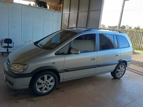 Chevrolet Zafira 2009 2.0 Elegance Flex Power 5p