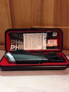 Maquina De Afeitar Philips De Luxe 1602 Década De Los 80