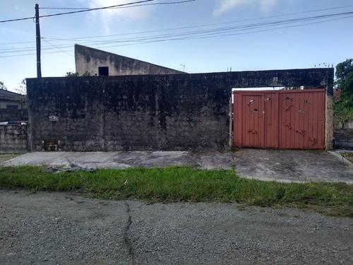 Casa Usada Bem Conservada Em Mongaguá R$170 Mil