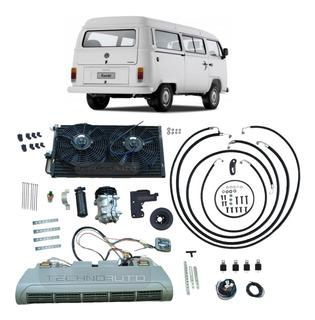 Kit Ar Condicionado Kombi 1 Ano Garantia 38000 Btu Tecnoauto
