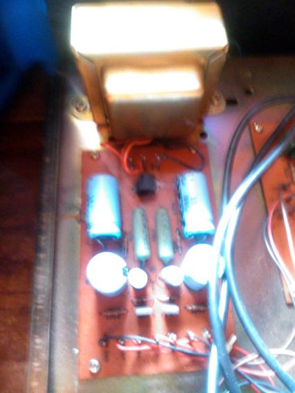 Kit Transformador Equalizador Cce Studios 6060