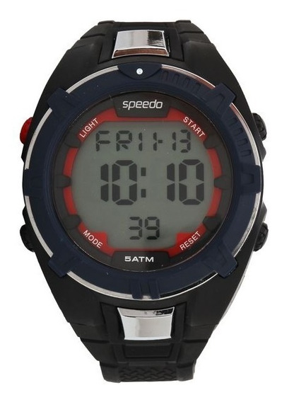 Relógio Masculino Speedo Digital 81131g0evnp2 + Nota Fiscal Ctsports