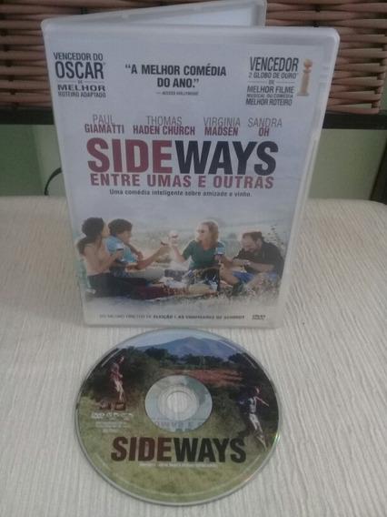 Dvd Sideways - Entre Umas E Outras