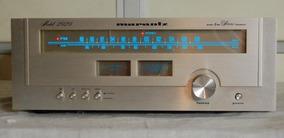 Tuner Vintage Marantz 2020 Model Am/fm Stereo Tuner