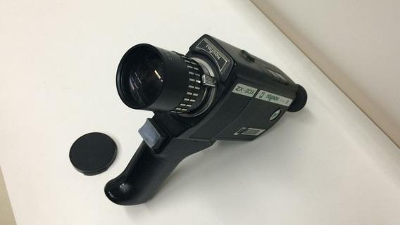 Câmera Filmadora Antiga Raynox Super 8 Zx-303 Vintage