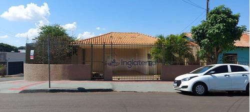 Imagem 1 de 30 de Casa À Venda, 180 M² Por R$ 500.000,00 - Igapó - Londrina/pr - Ca2026