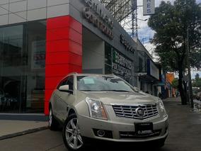 Cadillac Srx 3.6 Premium V6 At 2014 Seminuevos Sapporo