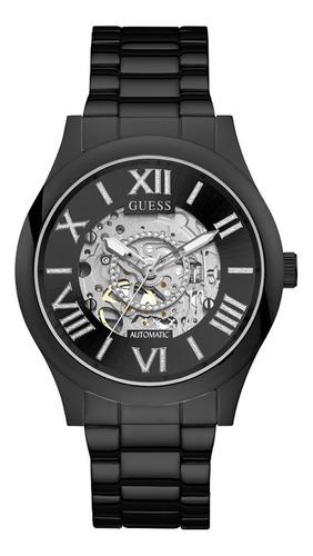 Reloj Para Hombre Guess Astro Color Negro Gw0217g3
