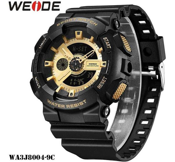 Reloj Weide Original Modelo G-shock