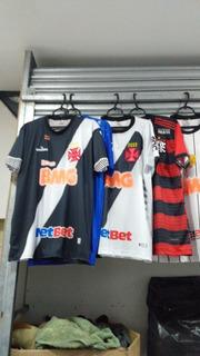 Camisa De Time Brasileiro E Europeu