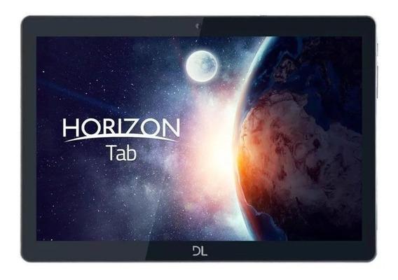 Tablet Dl Horizon Tab T10 3g Wifi 16gb Dual Chip Quadcor
