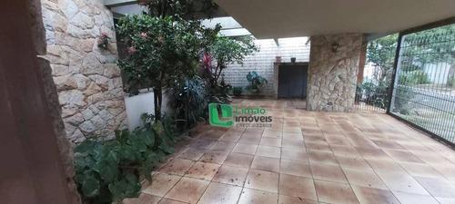 Imagem 1 de 25 de Casa Com 3 Dormitórios À Venda, 603 M² Por R$ 2.100.000,00 - Vila Romana - São Paulo/sp - Ca0612