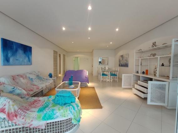 Apartamento Com 4 Dormitórios À Venda, 200 M² Por R$ 950.000 - Praia Das Pitangueiras - Guarujá/sp - Ap4820