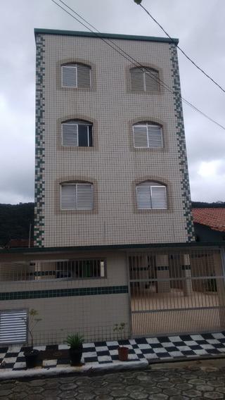 Apartamento A Venda No Centro De Mongaguá Ref-545
