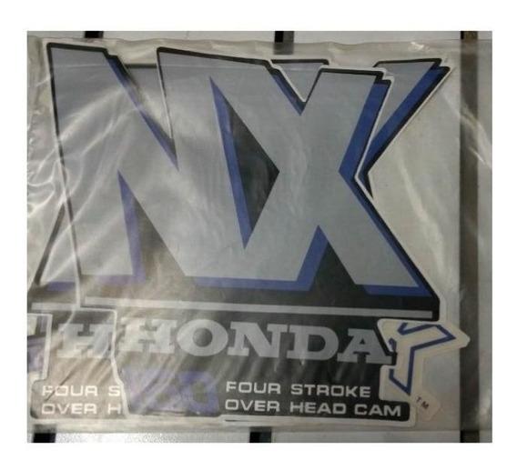 Kit Adesivos Pra Moto Honda Nx 150