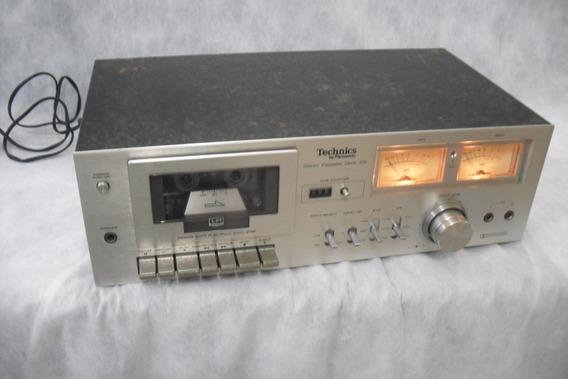 Tape Deck Technics Rs-616