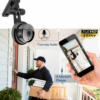 Cámara Seguridad Inalámbrica Wifi Visión Nocturna Microfono