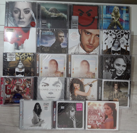 Discos Lote Cd