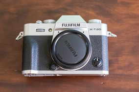 Fujifilm X-t20 (somente Corpo)