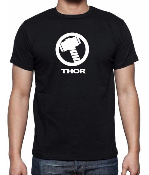 Oferta Unica Yazbek Playera Thor Avengers Envío Gratis