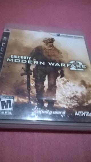 Call Of Duty Modern Warfare 2 Playstation 3 (usado)