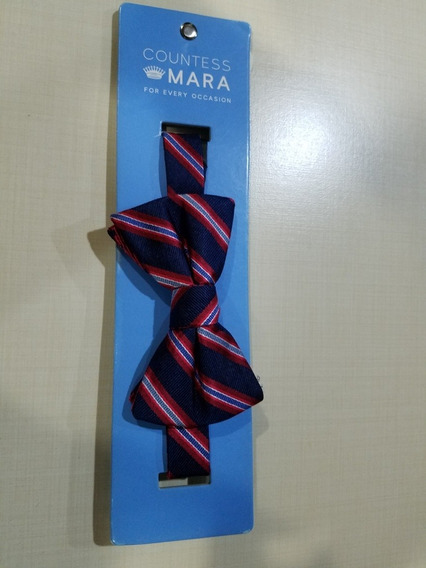 Corbata Moño Mara