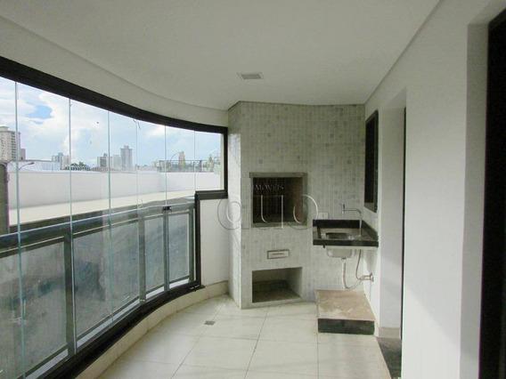 Apartamento Com 3 Dormitórios À Venda, 158 M² Por R$ 900.000,00 - Centro - Piracicaba/sp - Ap3104