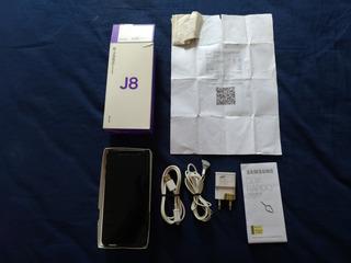 Celular Samsung J8